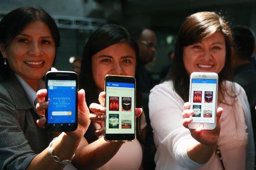 Presentan la Primera Biblioteca Digital del Perú