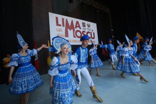 """""""Los Días de Moscú en Lima"""""""