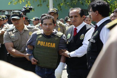 Policía captura a Carlos Javier Hualpa Vacas  atacante que prendió fuego a mujer en un bus