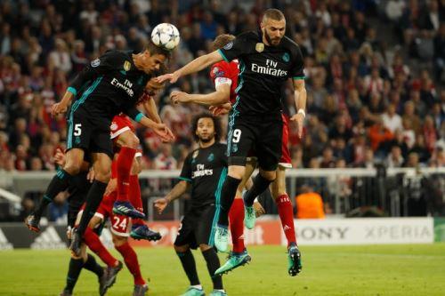 Real Madrid derrotó 2-1 al Bayern y se acerca a la final de la Champions
