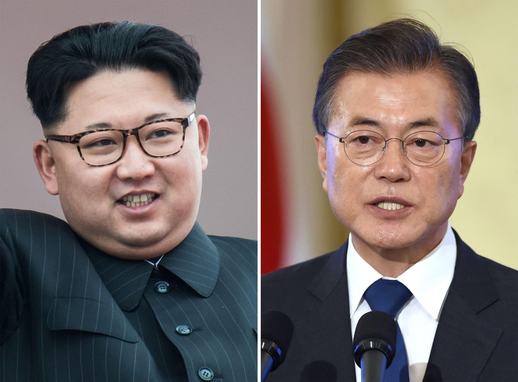 Moon y Kim se reunirán en la línea de demarcación militar antes de ...