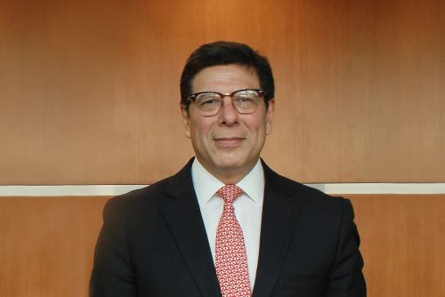 martín Naranjo, nuevo presidente de Asbanc. Foto. Asbanc