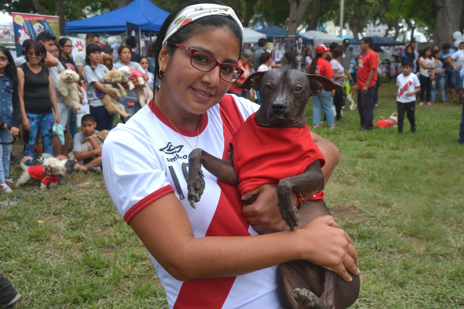 "Municipalidad de Jesús Maria organiza ""Kermese canina 2018"". Foto: ANDINA/Eddy Ramos."