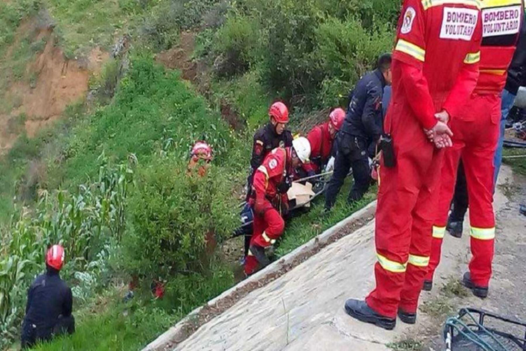 Dos accidentes dejan nueve muertos y más de 10 heridos — Áncash