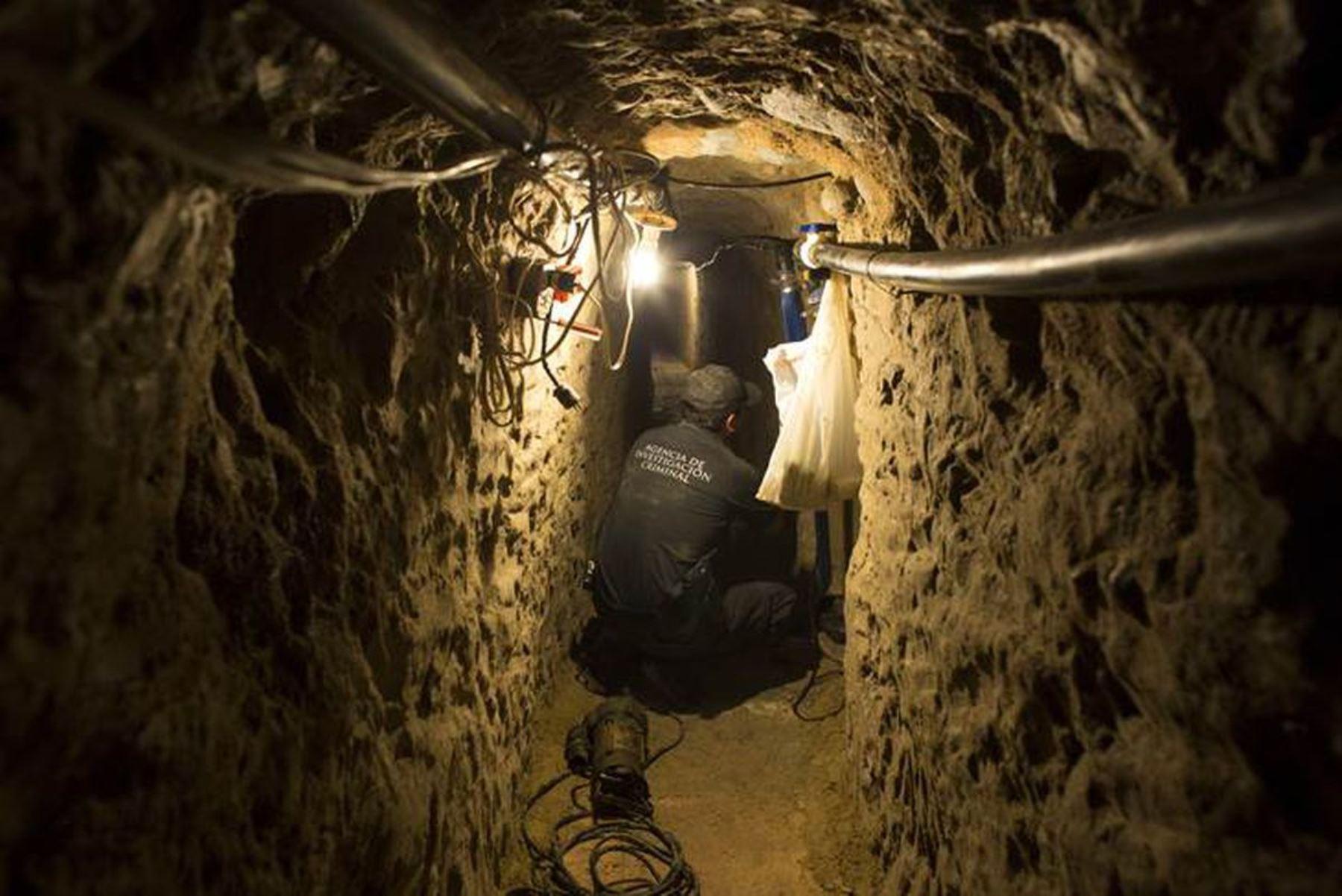 Aseguran vivienda en Mexicali donde se encontró narcotúnel