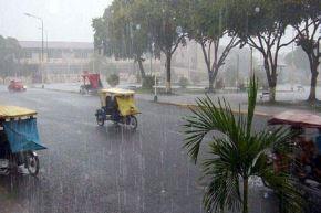 Las lluvias en la selva norte estarán acompañadas de descargas eléctricas aisladas.Foto:  ANDINA/Difusión
