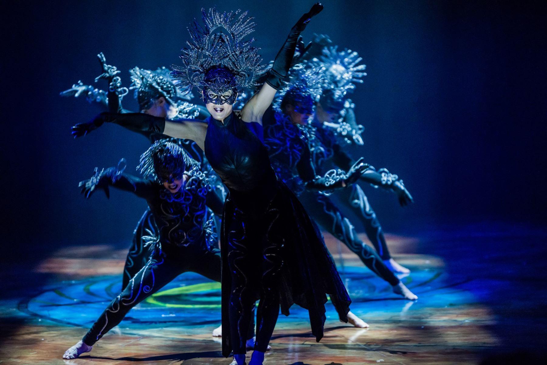 Cirque du Soleil celebra a la belleza de México