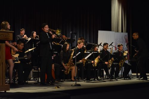 Lima Interescolar Band