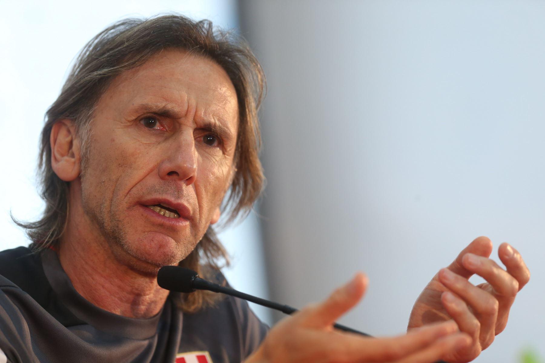 Gareca: Nos solidarizamos con Paolo, ha sido una sanción injusta
