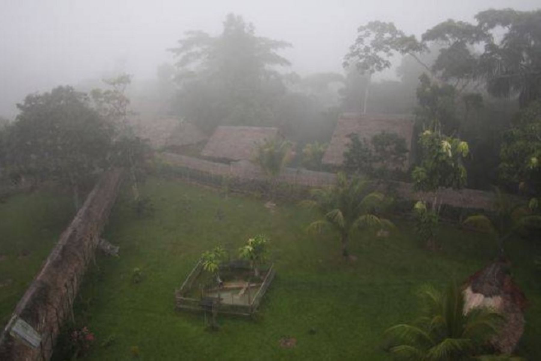 Durante la tarde del día 19 se esperan fuertes tormentas con acumulados de lluvia de 50 milímetros por día, descargas eléctricas y ráfagas de viento hasta de 60 kilómetros por hora. Indeci.
