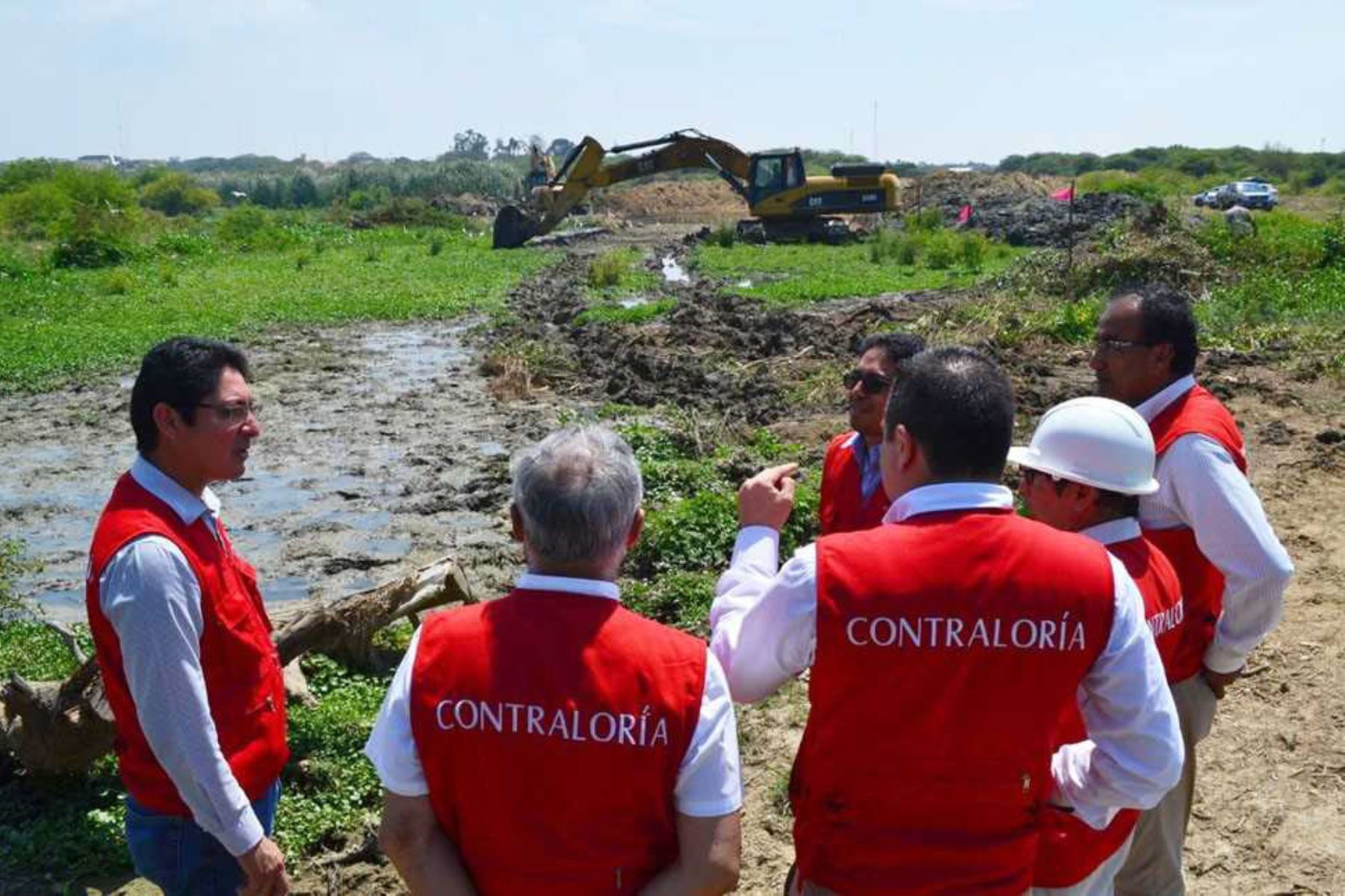 La Contraloría General de la República identificó un total de 534 obras y servicios implementados en el marco de la Reconstrucción con Cambios, de los cuales 200 se encuentran en ejecución, otras 20 están paralizadas y 5 abandonadas.