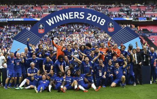 Chelsea gana 1-0 al Manchester United en la final de la Copa FA