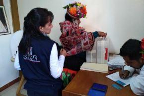 37 movimientos regionales solicitaron asistencia técnica de la ONPE para elegir candidatos a comicios de octubre.Foto:  ANDINA/Difusión.