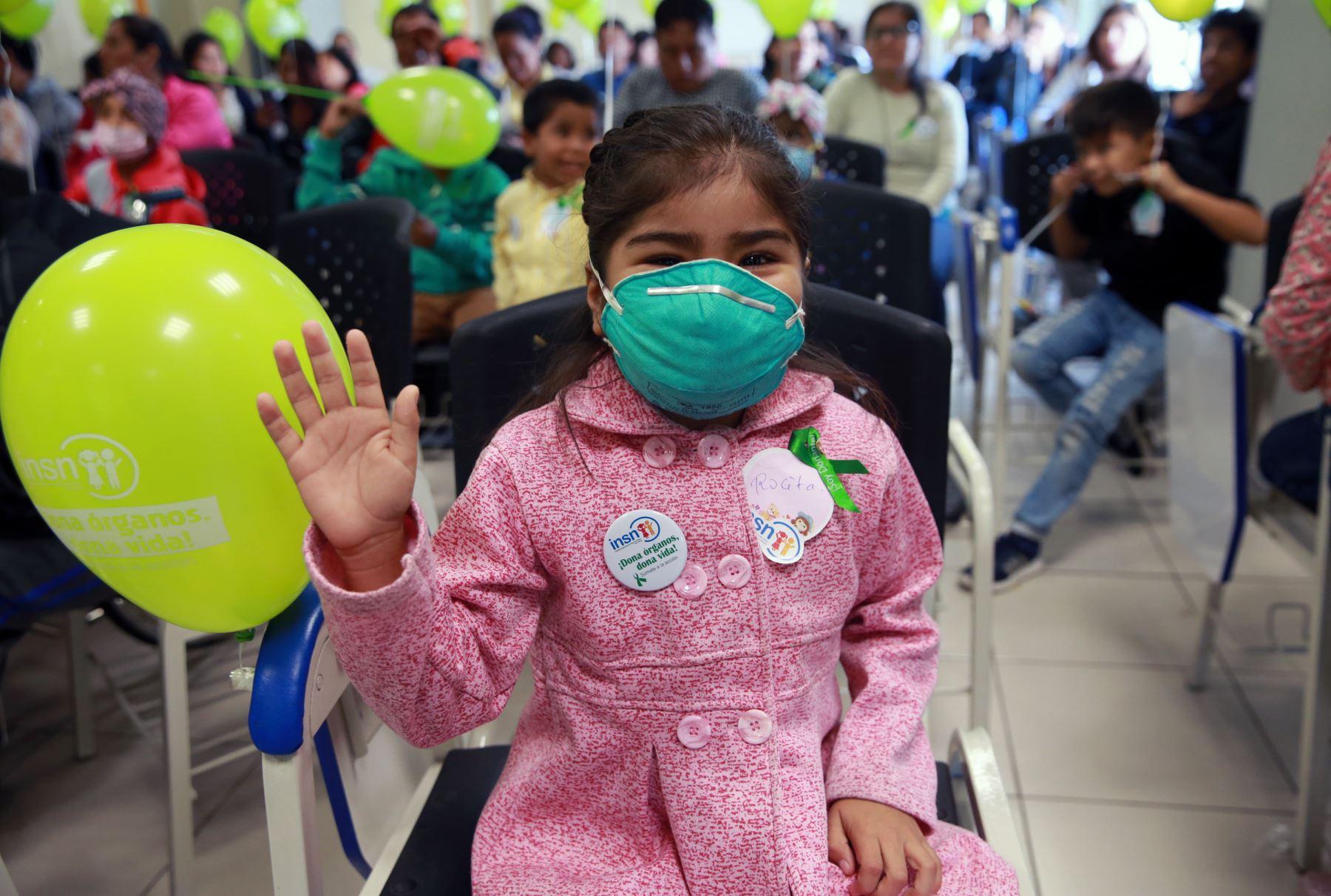 El Perú, tiene el índice más bajo de donación de órganos a nivel de América Latina con apenas 1.6 donantes por millón de habitantes, cifra minúscula que debería avergonzarnos como país .Foto: ANDINA/Norman Córdova