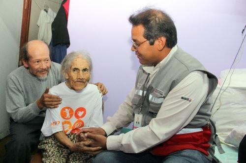 Pensión 65 Foto: Difusión