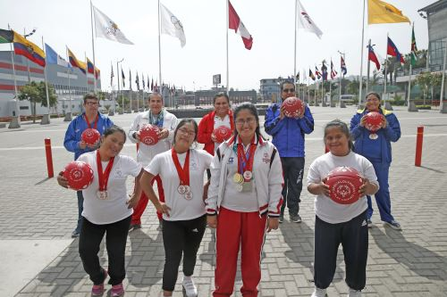 Atletas  especiales competirán en los 18° Juegos Nacionales