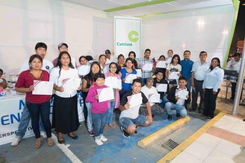 Proyecto invierte US$ 640,000 para capacitar a los emprendedores de provincia de Pisco, en Ica. Foto: ANDINA/Difusión