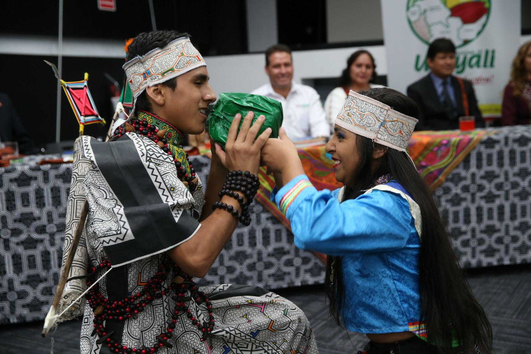 El Gobierno Regional de Ucayali y las autoridades municipales invitan al 23 Festival de San Juan 2018. Foto: ANDINA/Dante Zegarra