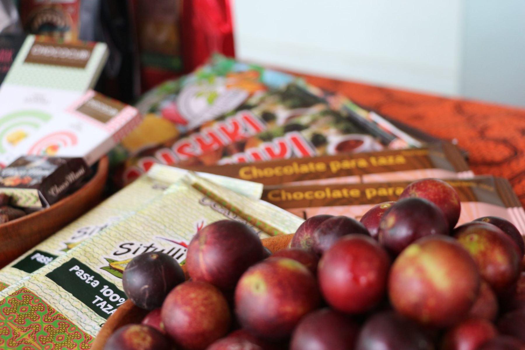 Qali Warma evaluará los productos nativos de Ucayali para incorporarlos a canasta escolar. ANDINA/Difusión