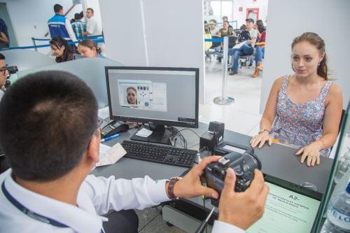 Migraciones atenderá las 24 horas a extranjeros en sede central de Breña. Foto: ANDINA/Difusión.