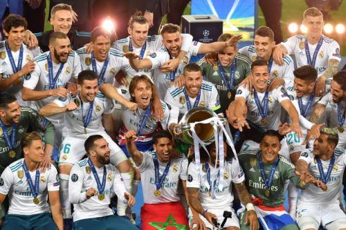 Real Madrid logra su decimotercera Champions al vencer 3-1 a Liverpool