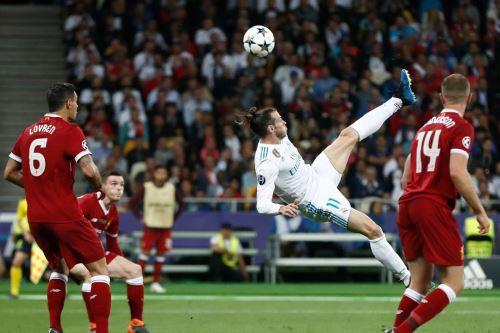 Madrid vence 3-1 a Liverpool en segundo tiempo de la final de Champions