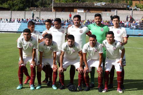 Universitario igualó 1-1 al UTC, en Cajabamba