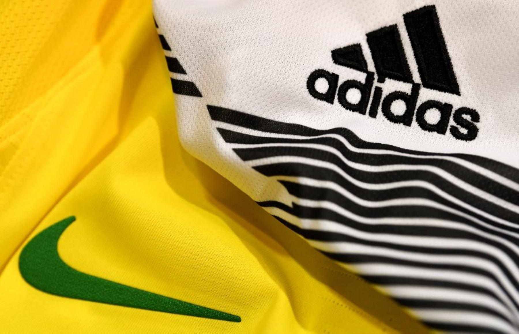 Nike y Adidas luchan por posicionarse en el Mundial de Rusia 2018