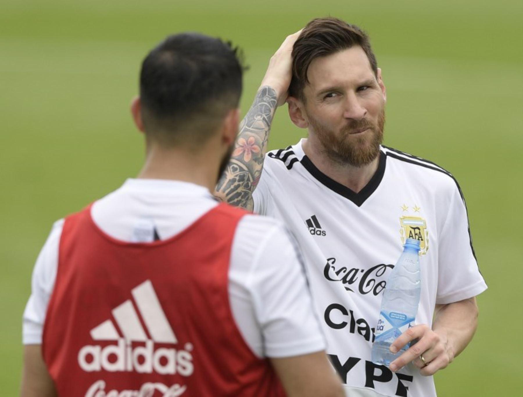 Tras Rusia, Messi definiría su futuro con Argentina