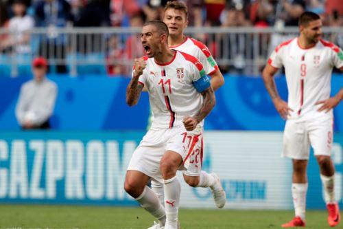 Serbia venció a Costa Rica 1 – 0 y complica aspiraciones de centroamericanos