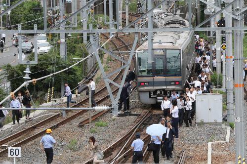 Poderoso terremoto sacudió la segunda ciudad japonesa de Osaka