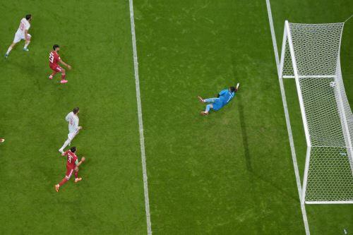 España gana 1-0 por la fecha 2 de Rusia 2018