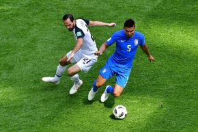 Brasil y Costa Rica igualan a cero en San Petersburgo