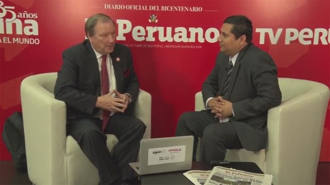 Don Campbell: Peru has a tremendous potential