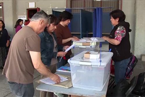 Chilenos eligen a sucesor de Bachelet