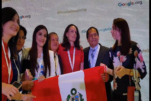 ONG Peruanos sin Agua logra segundo lugar en Desafío Google