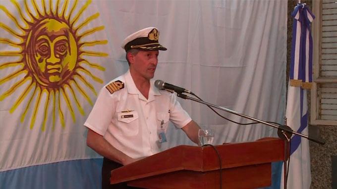 Hubo explosión en la zona donde desapareció submarino argentino