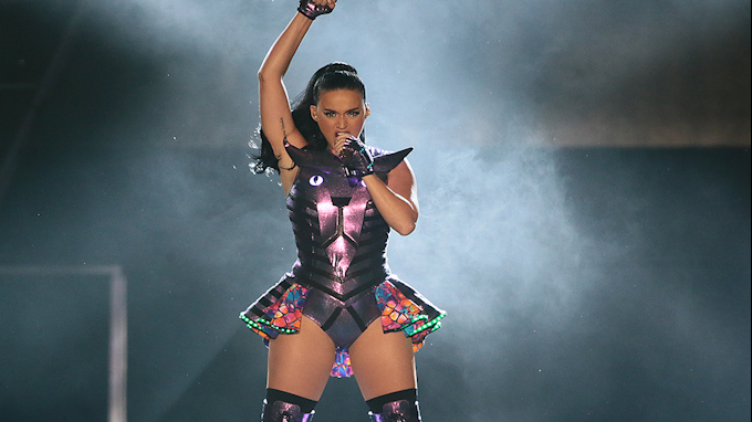 Katy Perry confirma presentación en Lima