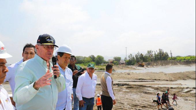 Kuczynski: Puerto de Salaverry permitirá exportación de agroindustria