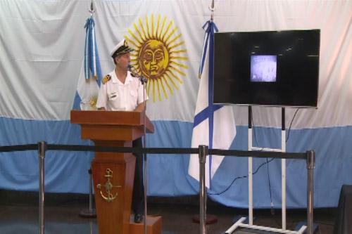 Zona de búsqueda de submarino argentino se extenderá al norte
