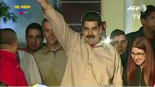 Gobierno de Maduro gana en elecciones municipales