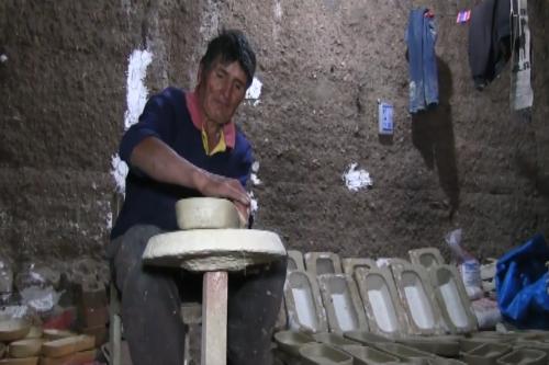 El arte de la arcilla a través de las generaciones en pueblo de Junín