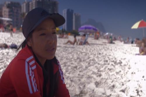 """""""Prueba de fondo"""", el documental de Inés Melchor"""