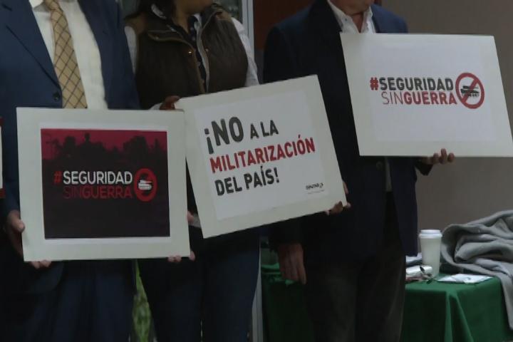 Diputados mexicanos impugnarán Ley de Seguridad ante la Suprema Corte