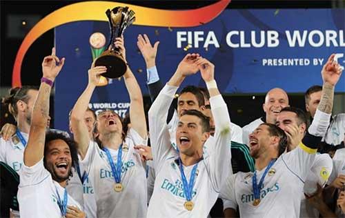 Real Madrid se coronó campeón del Mundial de Clubes