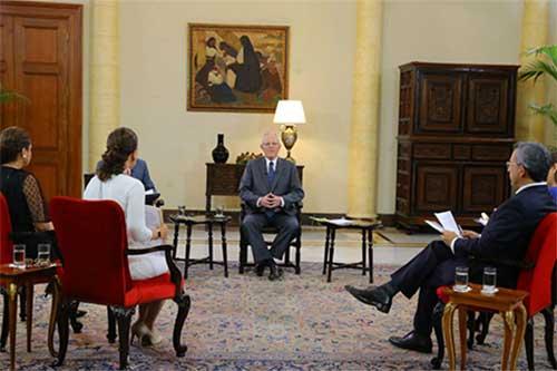 """Kuczynski: """"No hice ningún negocio desde el Gobierno"""""""