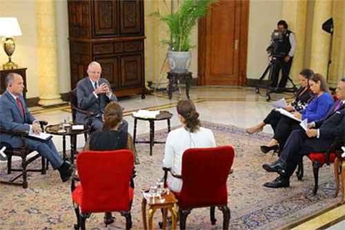 Kuczynski: Consecuencias de la vacancia van a ser terribles para el Perú