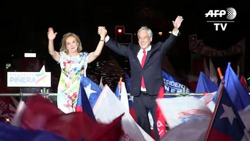 Sebastián Piñera es el virtual presidente electo de Chile