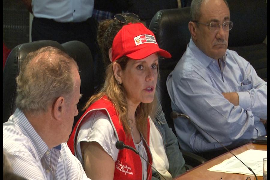 Sismo en Arequipa: Ejecutivo declarará en emergencia zonas afectadas