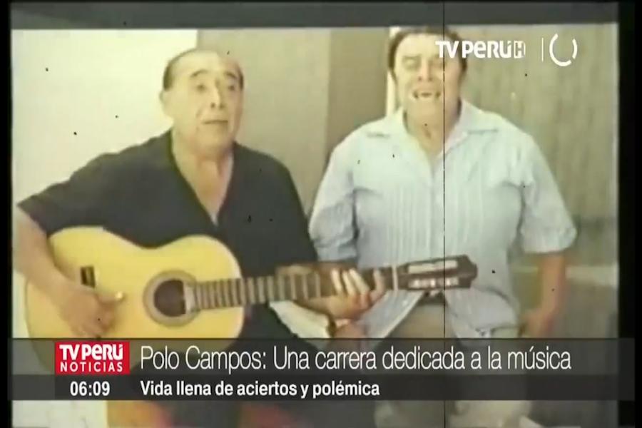 Compositor Augusto Polo Campos fallece a los 85 años